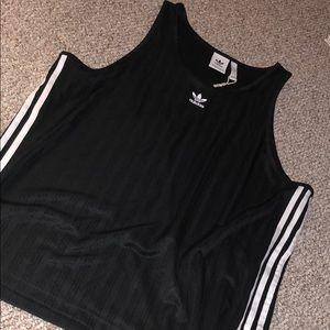 Adidas tank jersey
